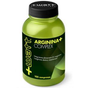 +Watt - Arginina+ Complex 100 compresse