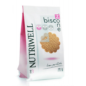 NutriWell BiscoZone STAGE3 - 100g. Arancia