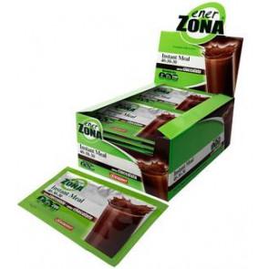 EnerZona Instant Meal 40 30 30 Gusto Cioccolato Box da 20 Buste da 56g.