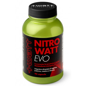 +Watt - NitroWatt Evo +  90 capsule