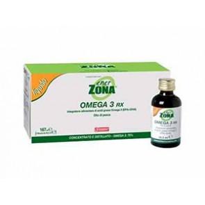 EnerZona Omega 3 Rx - 5 flaconi da 33,3 ml