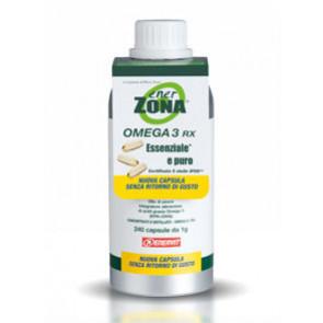 EnerZona Omega 3 Rx - 240 perle 1 g. (0,6 g.EPA-DHA)