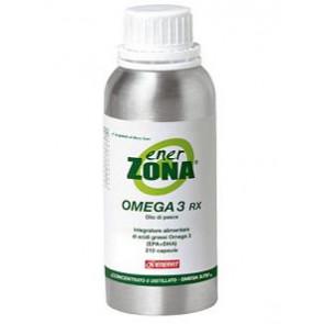 EnerZona Omega 3 Rx - 210 perle 0,5 g. ( 0,3g EPA-DHA)