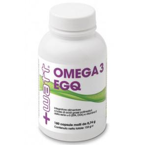 + Watt Omega 3 EGQ - 180 perle 0,4 g.