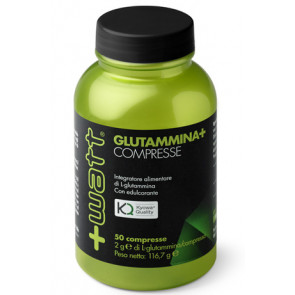 +Watt - Glutammina+ 50 compresse