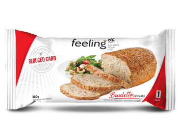 Feeling Ok  Bauletto Cereals 300 g. START1