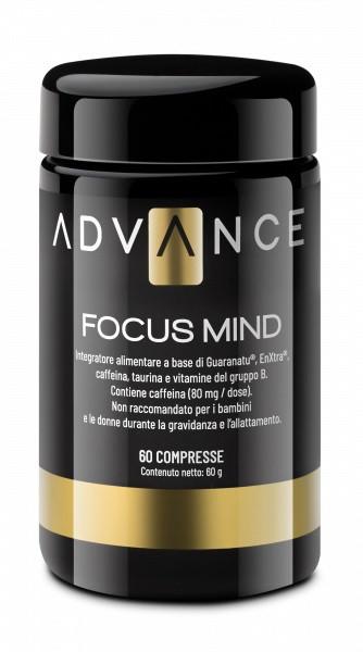 Beadvance -  Focus Mind 60 compresse