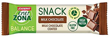 EnerZona Snack 40 30 30 Gusto Milk Chocolate Coated 33 g