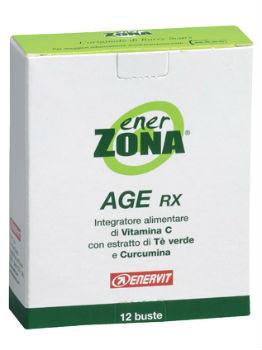 EnerZona Age Rx 12 bustine da 4 g.