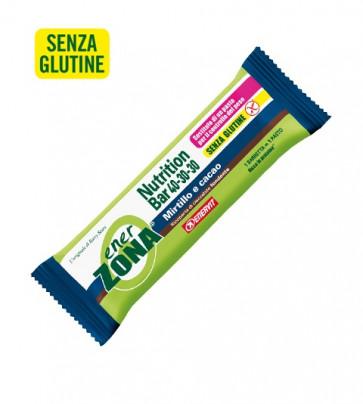 EnerZona Nutrition Bar 40 30 30 gusto Mirtillo e Cacao 53g