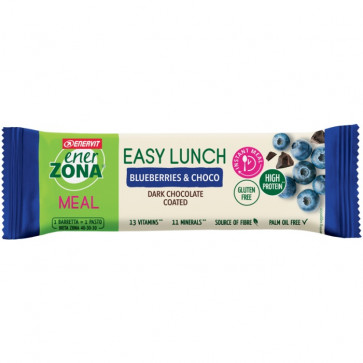 Easy Lunch Blueberries & Choco 58g.