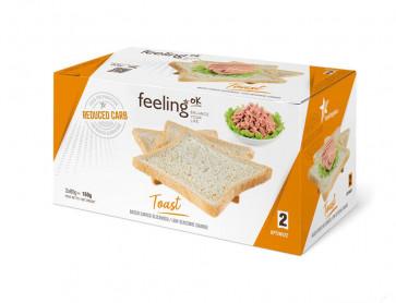 Feeling Ok Toast  Neutro Box da 160g OPTIMIZE 2