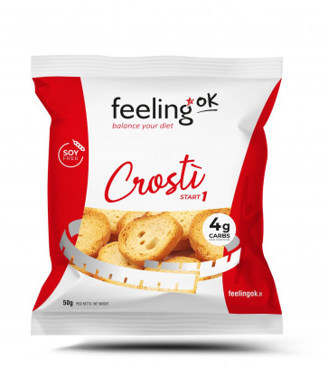 Feeling Ok Crostì 50 g. START1