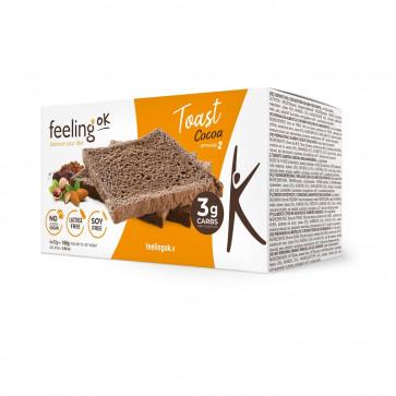 Feeling Ok Toast  Cacao box da 160g OPTIMIZE 2