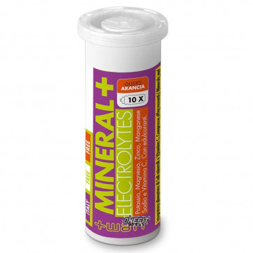 + Watt -  Mineral+ Electrolytes 10 Compresse effervescenti