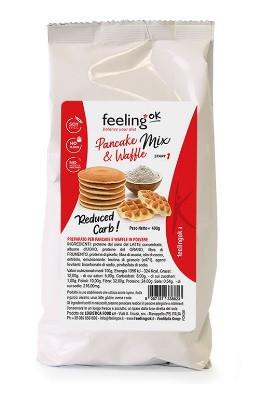 Feeling Ok Pancake & Waffle Mix 400 g START1