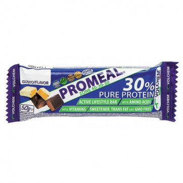 Promeal Zone 40 30 30 barretta da 50g. gusto Yogurt