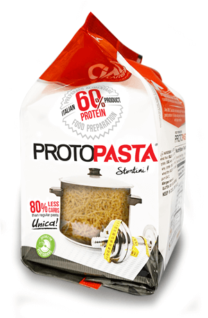 Ciao Carb ProtoPast Stortini Proteici 300 g. STAGE1