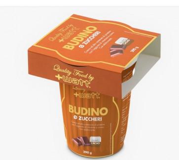 +Watt Budino Ø Zuccheri 290g. Gusto Cacao