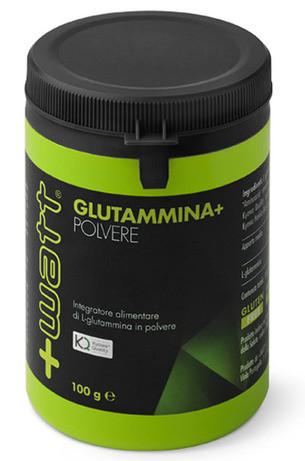 +Watt - Glutammina + 100 g Polvere
