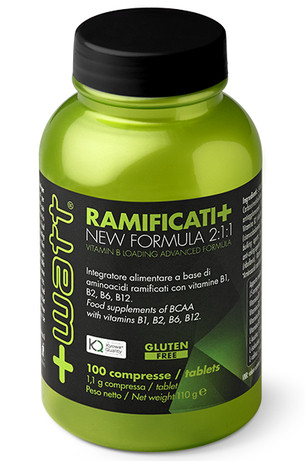 +Watt - Ramificati+ 2:1:1 B Loaded 100 cpr, New Formula