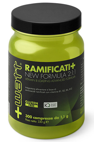 +Watt -Ramificati+ 2:1:1 B Loaded 300 cpr, New Formula