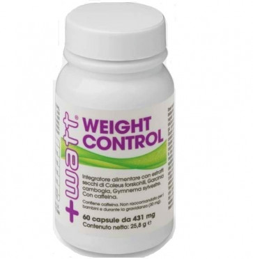 +Watt Weight Control 60 capsule
