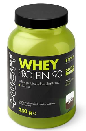 +Watt - Whey Protein 90 - 250 g