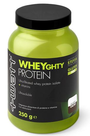 +Watt - Wheyghty Protein - 250 g.