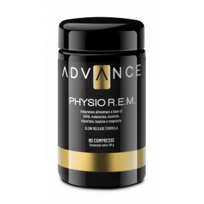 Beadvance -  Physio R.E.M  60 compresse