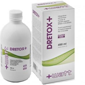 +Watt Dretox+ 450 ml