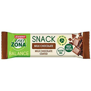 EnerZona Snack 40 30 30 Gusto Milk Chocolate Coated 33 g offerta Scad. 02/2021