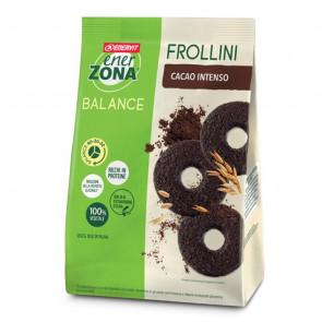 EnerZona Frollini 40 30 30 gusto Fondente intenso 250 g.