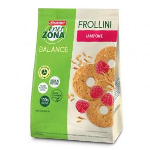 EnerZona Frollini 40 30 30 gusto Lampone 250g