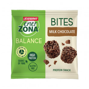 EnerZona Bites Milk Chocolate 24g