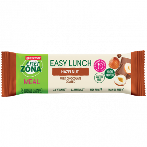 EnerZona Easy Lunch Hazelnut  barretta da 58g
