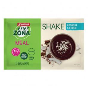 EnerZona Shake Coconut & Choco40 30 30 Gusto Cocco e Cioccolato 53g.