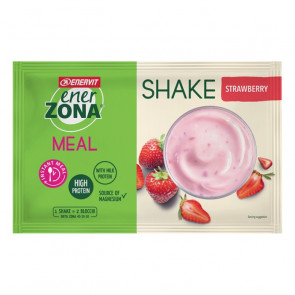 EnerZona Shake Strawberry 40 30 30 Gusto Fragola-Yogurt 50g.