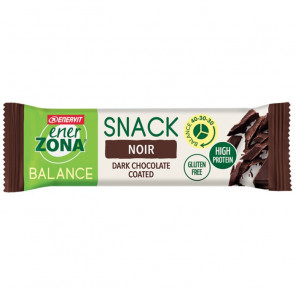 EnerZona Snack 40 30 30 gusto Fondente Noir, 33 g