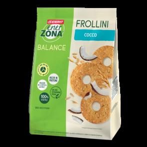 EnerZona Frollini 40 30 30 gusto Cocco 250 g.