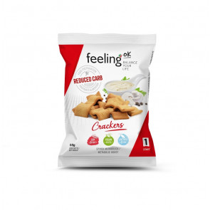 Feeling Ok Snack Cracker 50g  START1