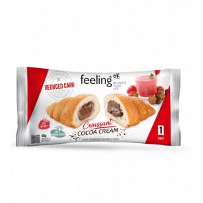 Feeling Ok Croissant Ripieno al cacao 65 g START1