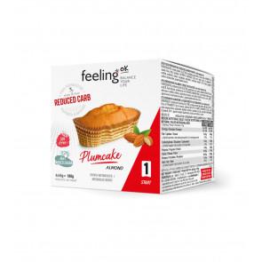 Feeling Ok  Plumcake START1 Gusto Mandorla Confezione 4x 45g.=180g
