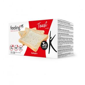Feeling Ok Toast  Naturale START1 2X80 (160g )