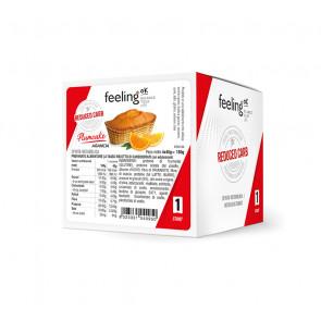 Feeling Ok Plumcake  START1 Gusto Arancia Confezione 4 X45 g. =180G