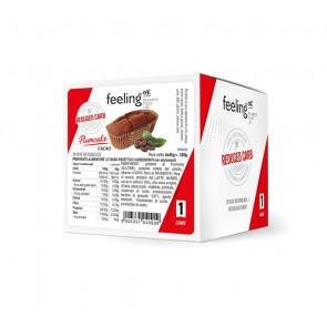 Feeling Ok  Plumcake START1 Gusto Cacao Confezione 4x 45g.=180g
