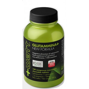 +Watt - Glutammina+ 120 compresse