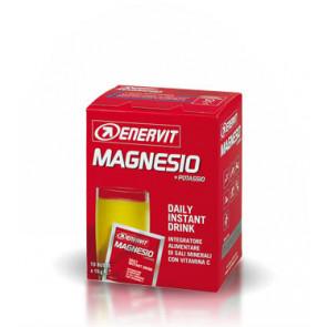 Enervit Magnesio + Potassio astuccio da 10 Buste da 15 g.