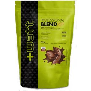 +Watt - Professional Blend XP - Busta 750 g Cacao