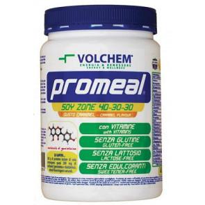 Volchem - Promeal Soy Zone 40-30-30 - 400 g. Caramello